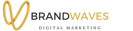 Brand Waves Logo