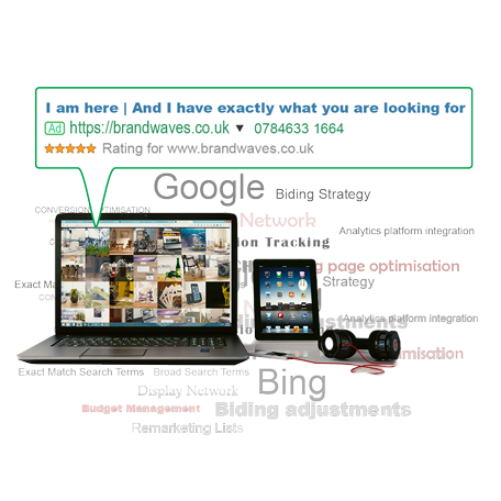 Online Paid Advertising. PPC Agency. Campaign management on Google Ads, Microsoft Advertising, and Facebook Ads