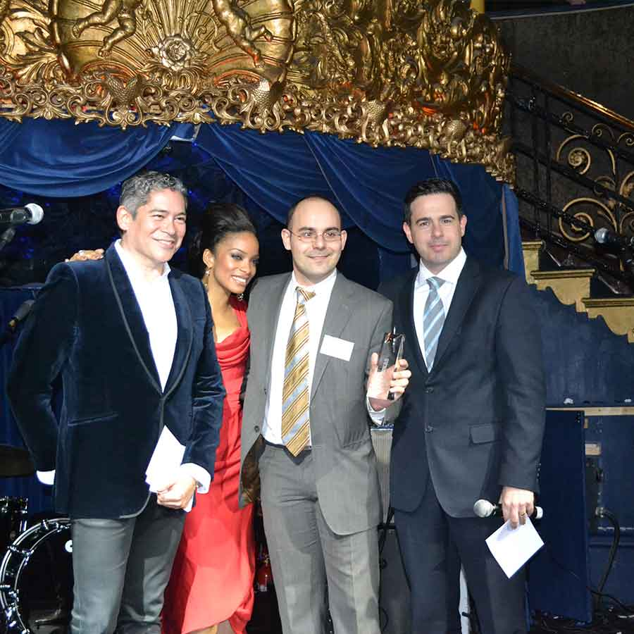 BrandWaves Travel Marketing at Latin America Travel Awards 2013