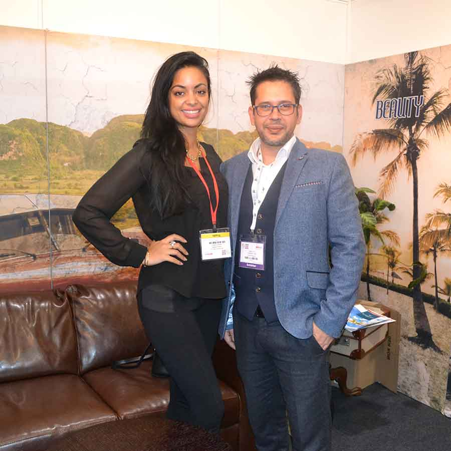 BrandWaves Travel Marketing at World Travel Market 2015