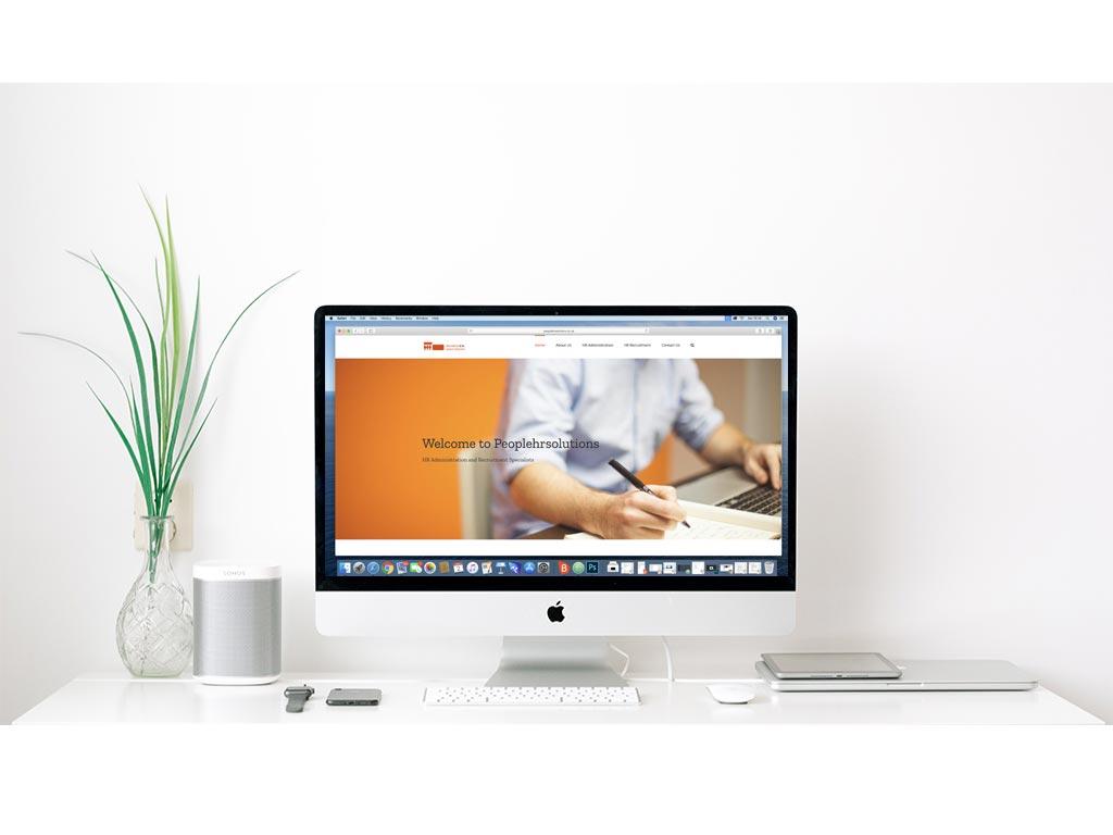Brandwaves web design clients - People HR Solutions
